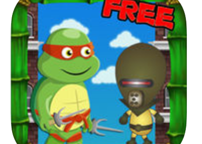 Ninja City Turtles vs Despicable Mutant Aliens - Apprisetec LLC