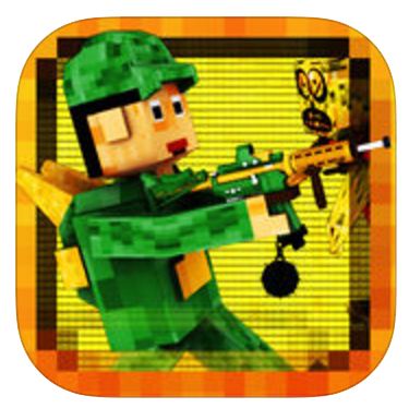 Pixel Block Zombies Survival City War - Endless Highway Shooting Voxel Game - Apprisetec LLC