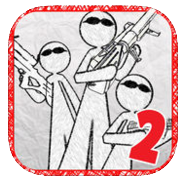Super Sketchman Hero vs Angry Stickman Pocket Army - Apprisetec LLC